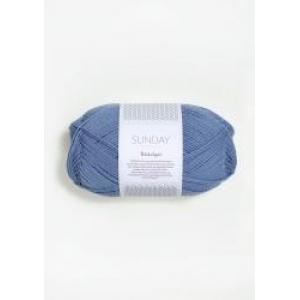 6043 Baby Blue Eyes - Petite Knit