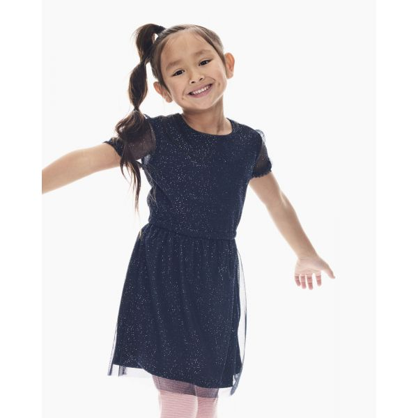 Garcia kids girls kjole glitter