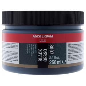 Amsterdam Gesso Black 3007 – 250ml