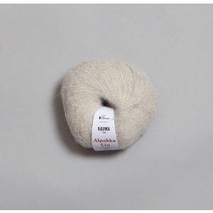 Rauma Alpakka Lin - 6560 - Natur