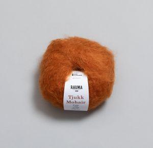 Tjukk Mohair 1028 Gresskar - Rauma Garn