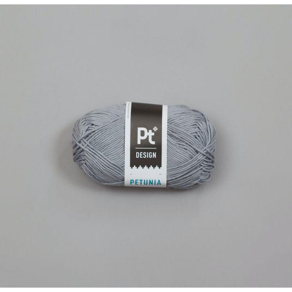 Petunia 293 Grå - Rauma Garn
