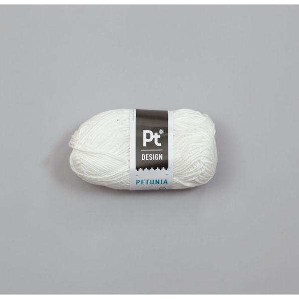 Petunia 221 Krem - Rauma Garn