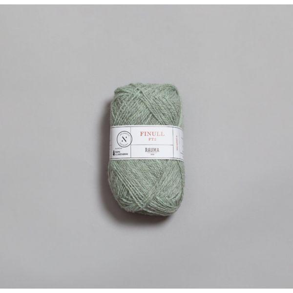 Rauma Finull Pt2 - 4136 Mint grønn melert