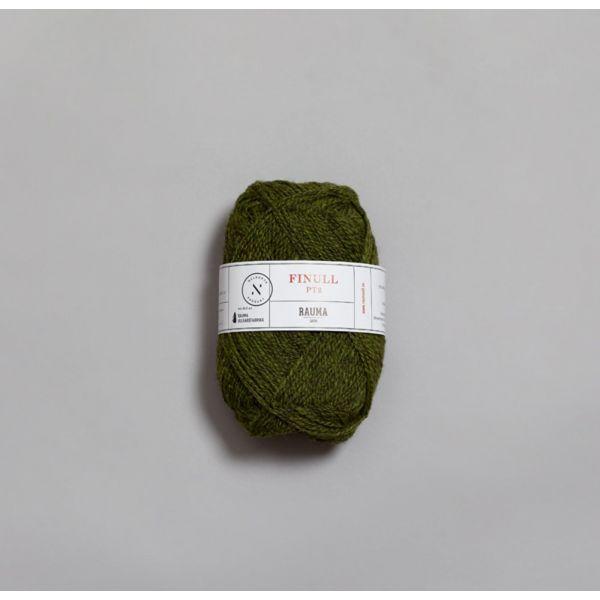 Rauma Finull Pt2 - 4130 Grønn melert