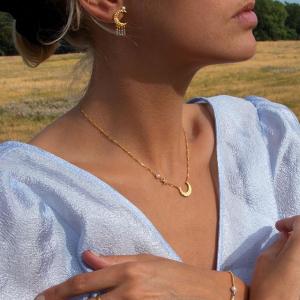 Galaxy, necklace
