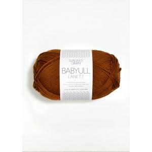 Babyull Lanett - 2755 Rust Brun - Sandnes Garn