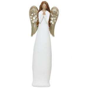 Engel - Foldede Hender 19 cm