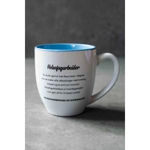 Kopp - Helsefagarbeider SUPERHELT 20cl