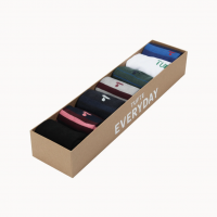 PARTY SOCKS - 7-PACK - GIFTBOX