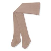 Pointelle Stockings - Almond
