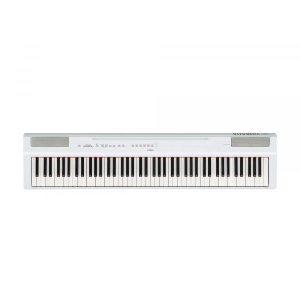 Yamaha P125 digitalt piano Hvit