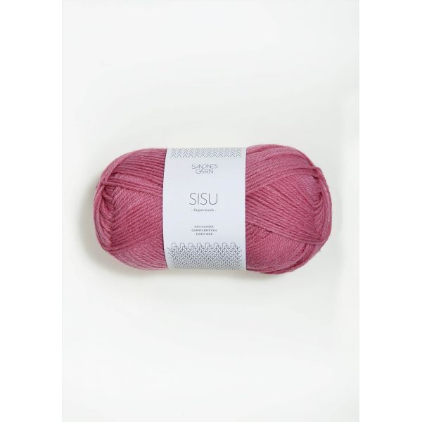 Sisu 4524 Rosa - Sandnes Garn