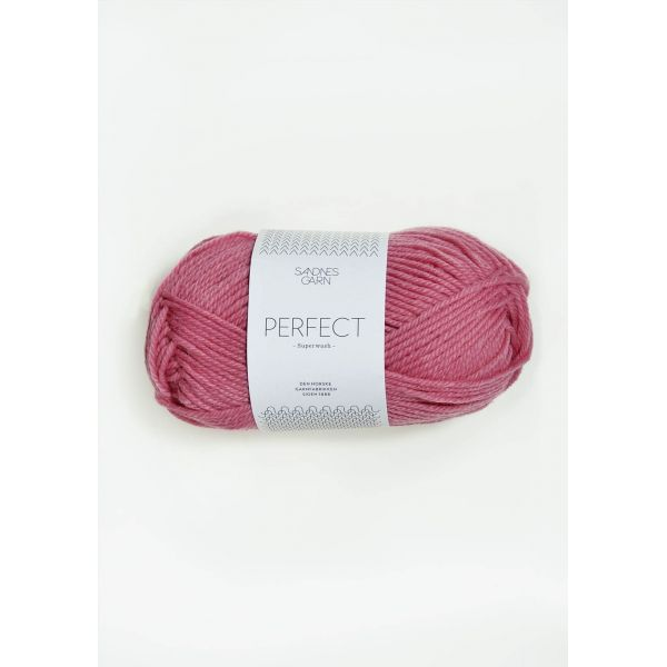 Perfect 4524 Rosa - Sandnes Garn