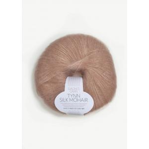 Tynn Silk Mohair 3511 Pudder Rosa - Sandnes Garn