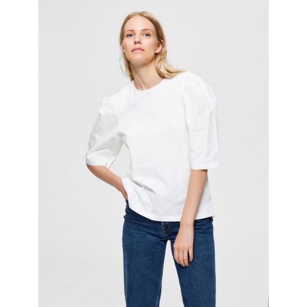 Verona t-skjorte hvit