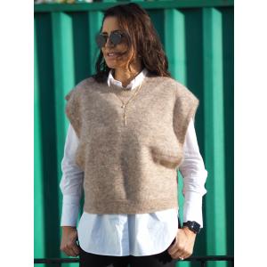 Cold Knit Vest