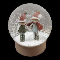 Snow Globe Elves