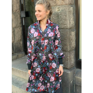 Katerina dress flowerfield