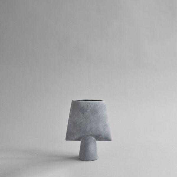 101 Copenhagen Vase - Sphere Mini Grå
