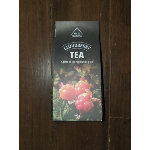 Cloudberry tea