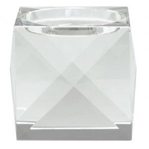 Krystallysestake til kubbelys