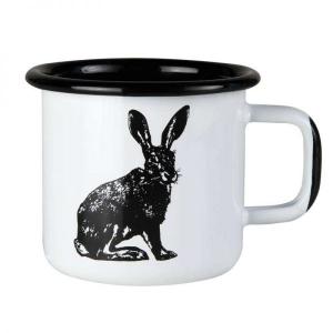 Nordic emaljekrus – Hare (3,7 dl)