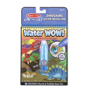 MELISSA & DOUG - WATER WOW DINOSAURS