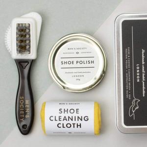 Gent´s Shoe Polishing Kit