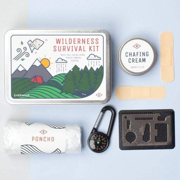 The Wilderness Survival Kit