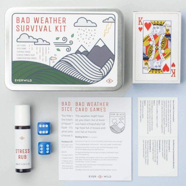 Bad Weather Survival Kit