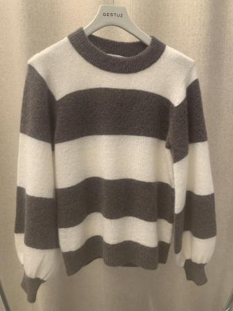 Debbie Stripe Knit