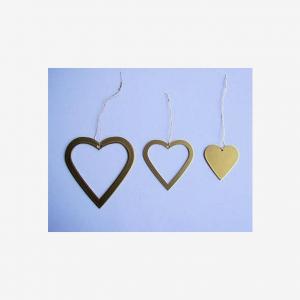 Hjerte til oppheng - Liten