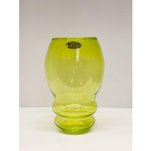 Hett Glass - Ølglass Grønn