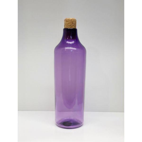 Hett Glass - Flaske Lilla