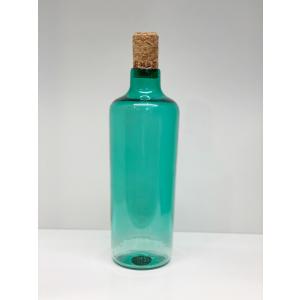 Hett Glass - Flaske Turkis