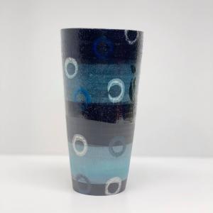 Keramikk-krus - Blå