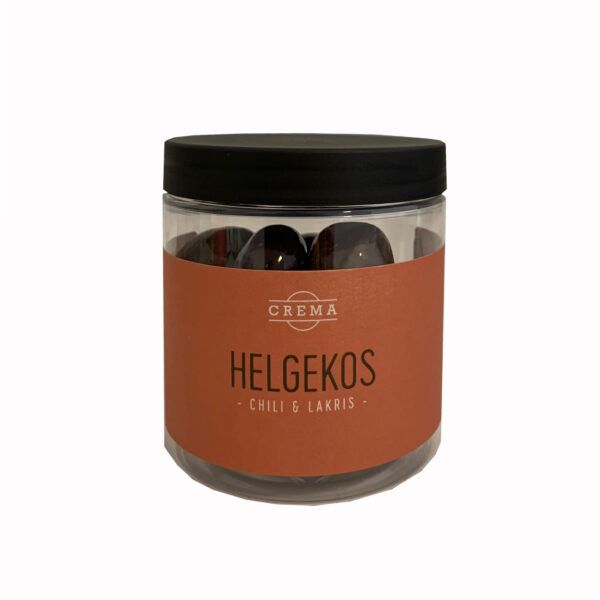Helgekos - Chili & Lakris