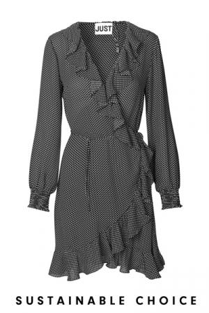 Niro Wrap Dress