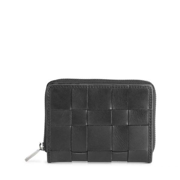 Alva lommebok svart
