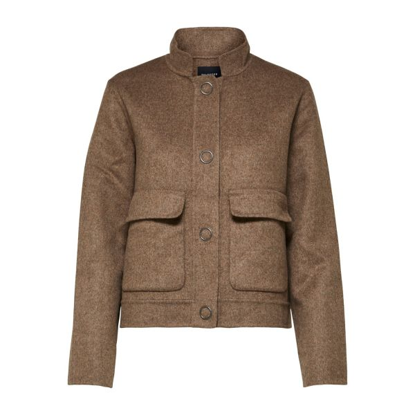 Terry Jacket Fossil