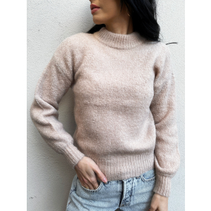 Siera Knit Pullover - Moonlight