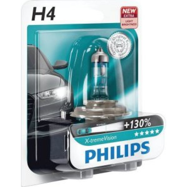 H4 Philips H4 X-tremeVision