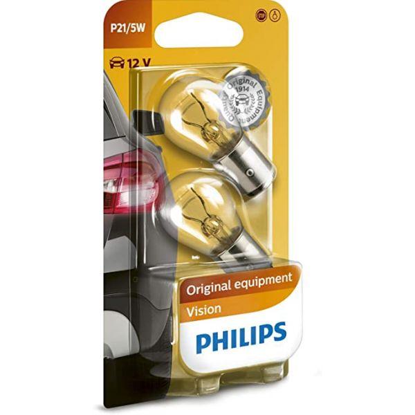 PHILIPS P21/5 2PK