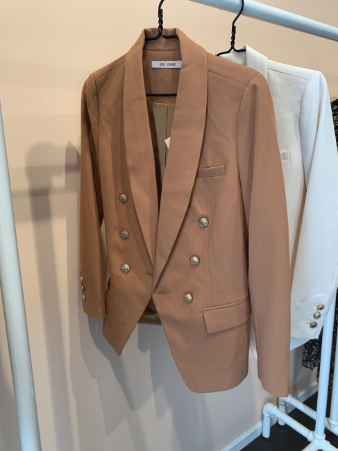 Eloise Blazer Brown