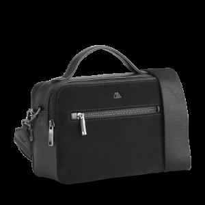 Kyla Crossbody Bag Suede