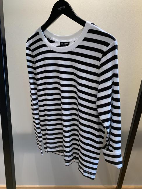 Standard Long Sleeve Stripe