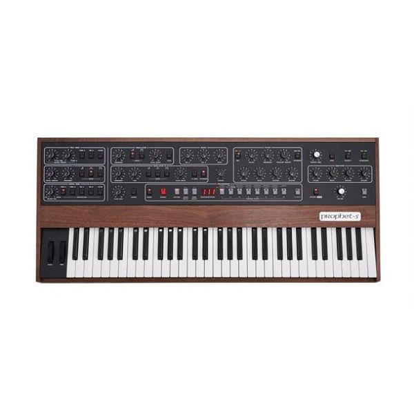 Sequential Prophet-5 synth