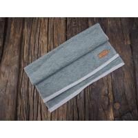 Nora kuvertbrikke grå