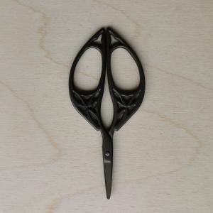 Broderisaks - Alvevinge - matt kobberbrun